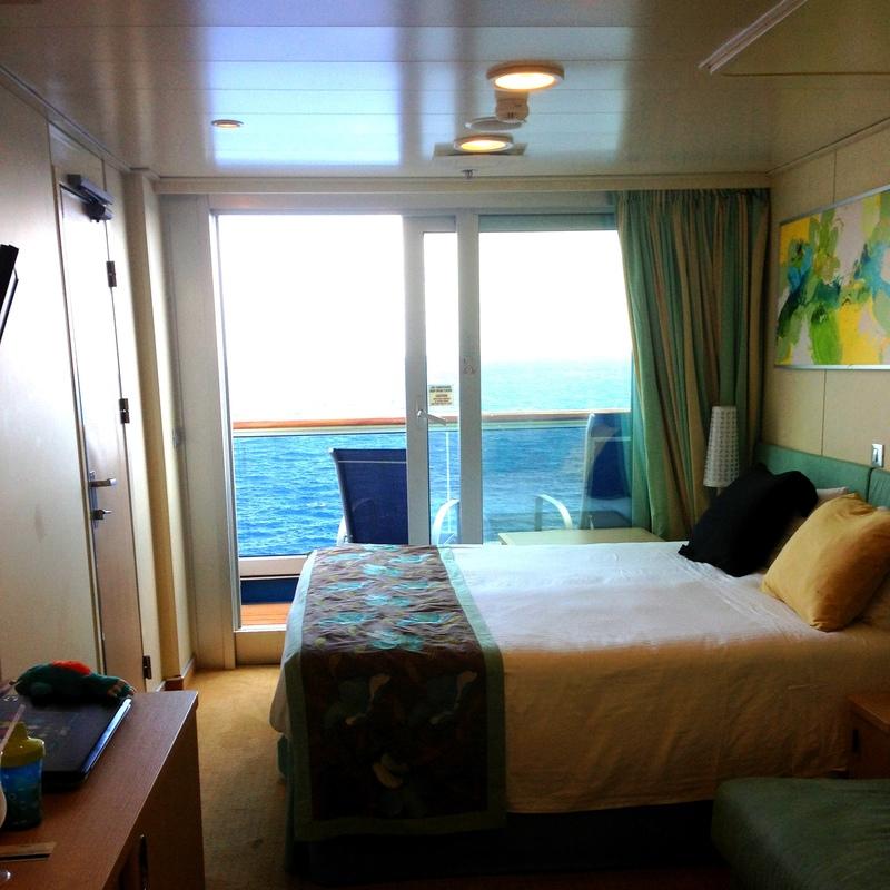 Balcony Cabin 10108 On Carnival Sunshine Category 89