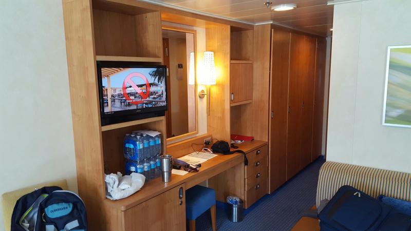 Carnival Breeze cabin 2485