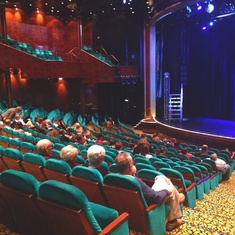 Theater on Norwegian Jewel