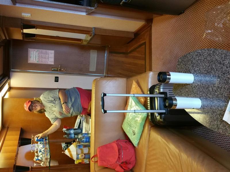 Carnival Conquest cabin 7295