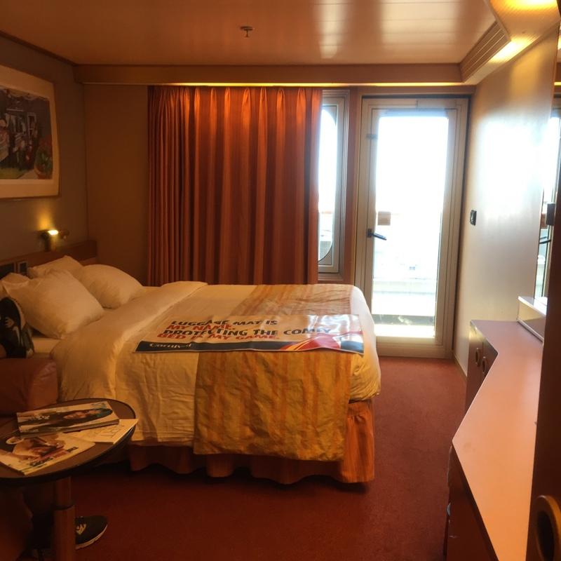 Carnival Triumph cabin 9261