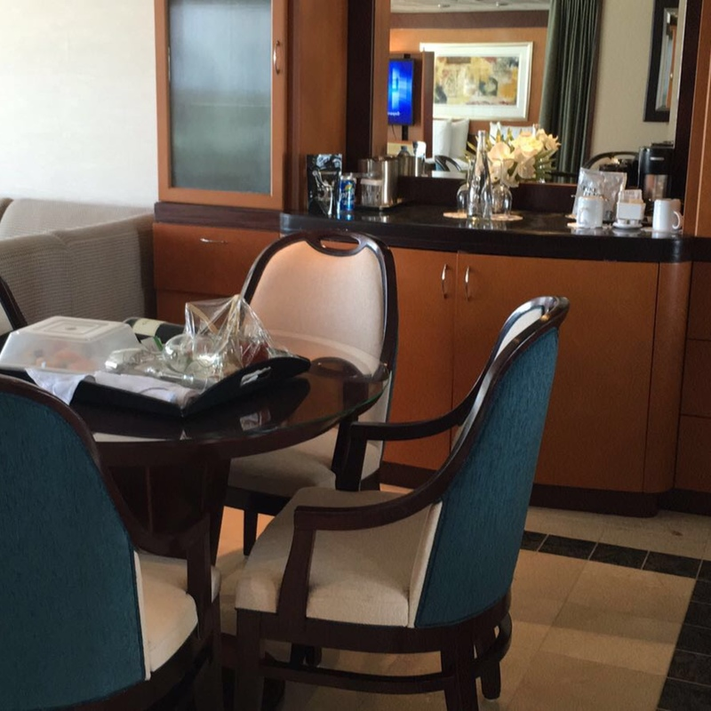 Freedom of the Seas cabin 1334