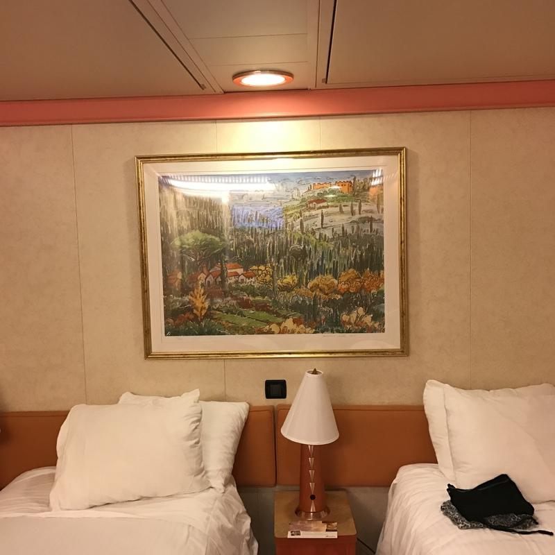 Carnival Valor cabin 1398