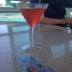 Pool Bar on Splendour of the Seas