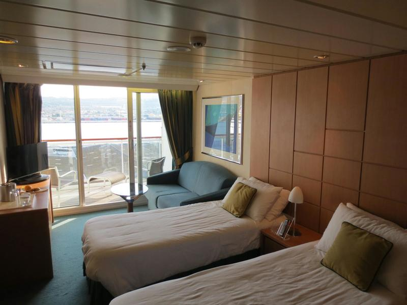 Interior Stateroom on MSC Armonia