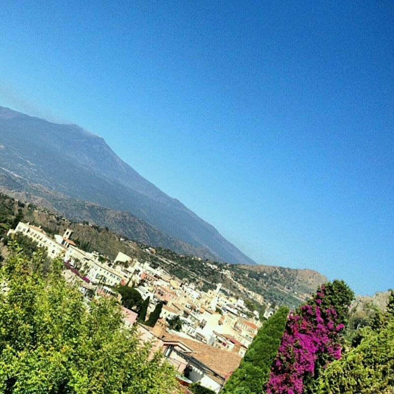mount  Etna - Sicily - Italy June 2014