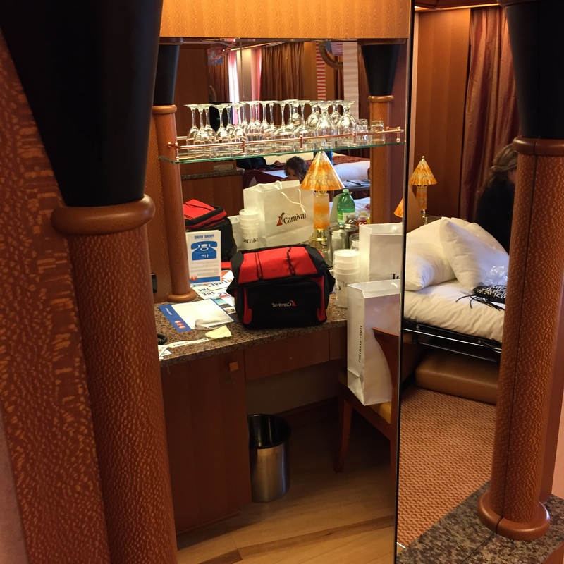 Carnival Dream cabin 7304