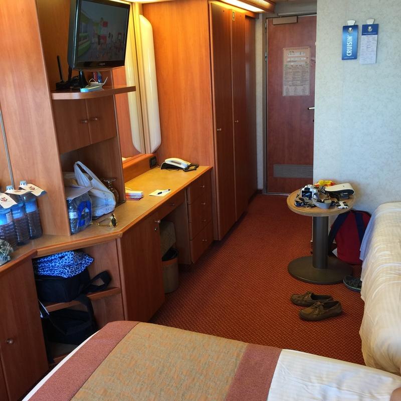 Carnival Liberty cabin 6487