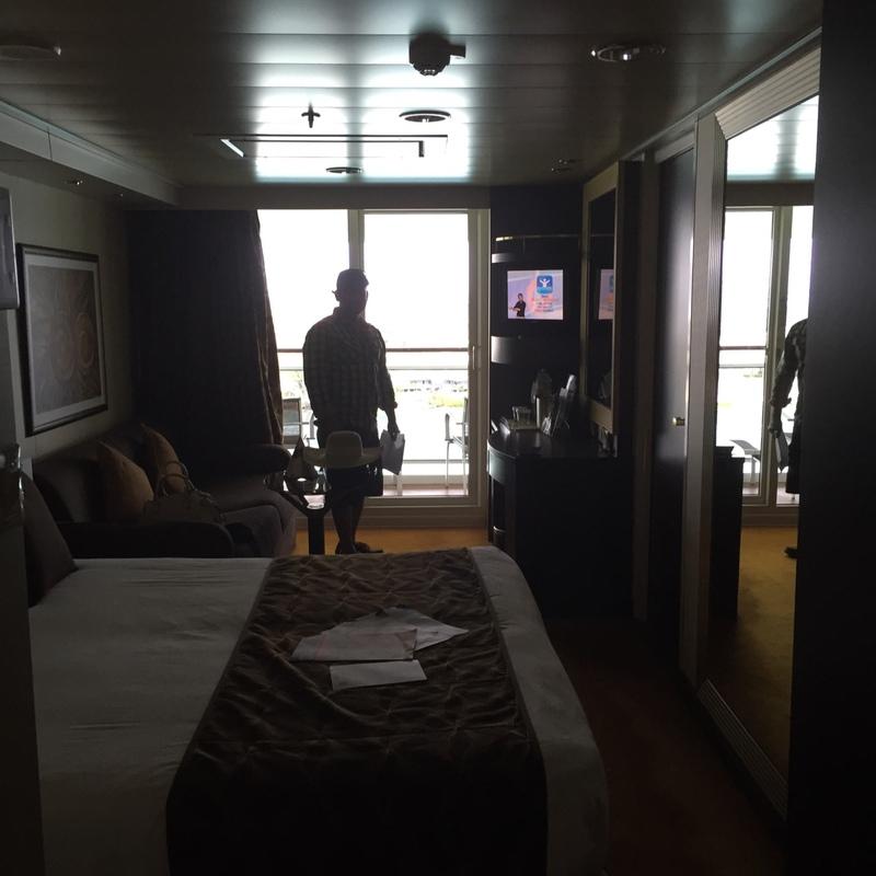 Deck Plan Msc Divina: Balcony Cabin 13187 On MSC Divina, Category BW
