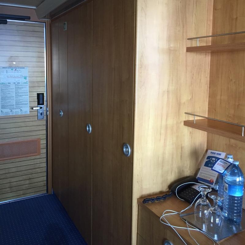 Carnival Sunshine cabin 8260