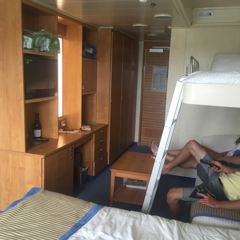 Balcony Cabin 9270 On Carnival Breeze Category 8e