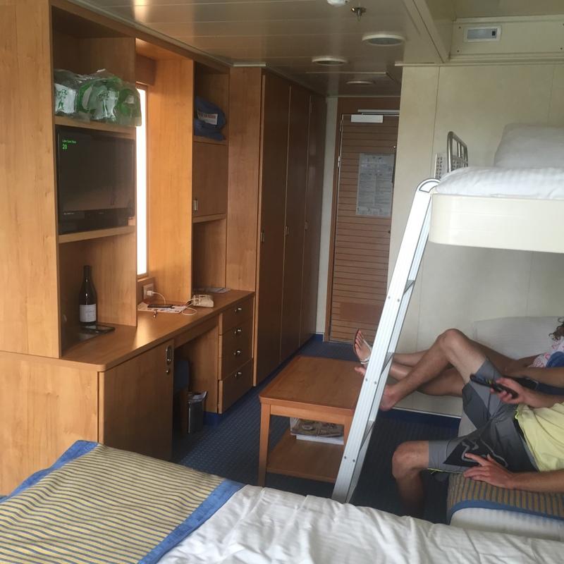 Carnival Breeze cabin 9270