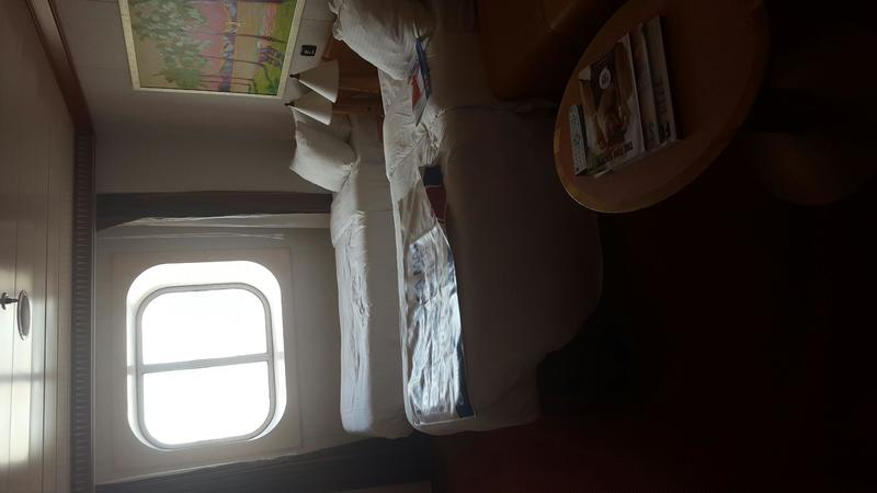Carnival Dream cabin 1288