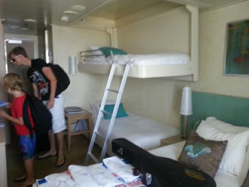Carnival Sunshine cabin 11026