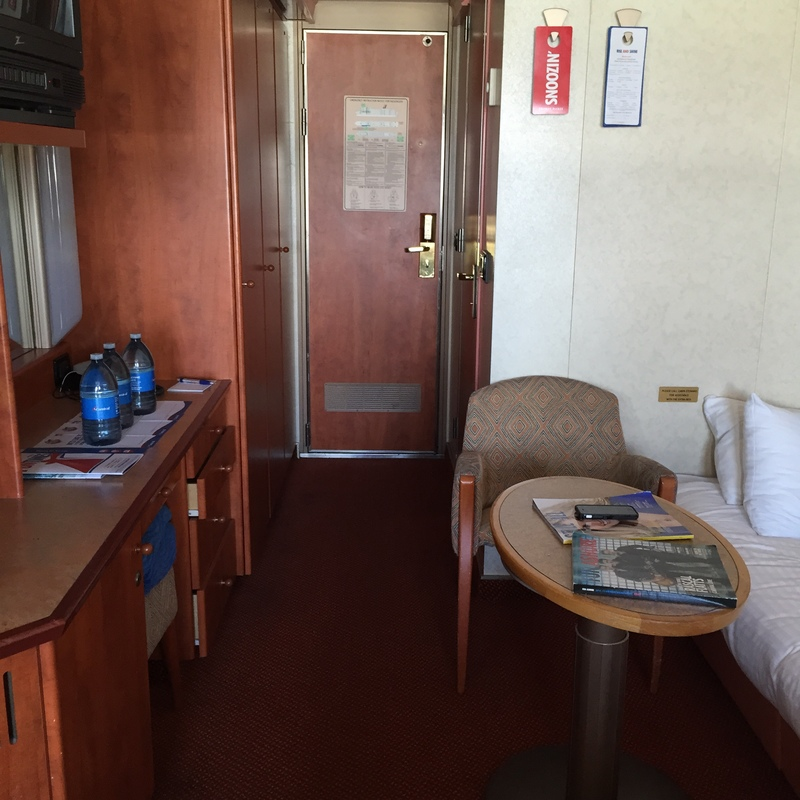 Balcony Cabin 6236 On Carnival Valor Category 8a