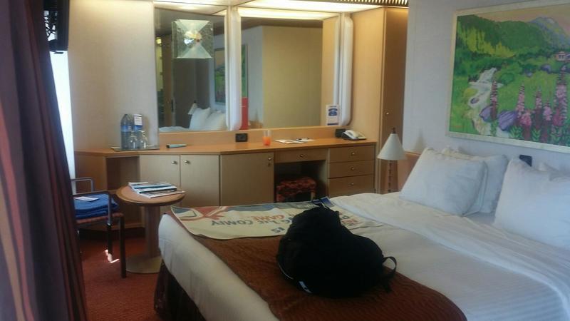 Carnival Dream cabin 6477