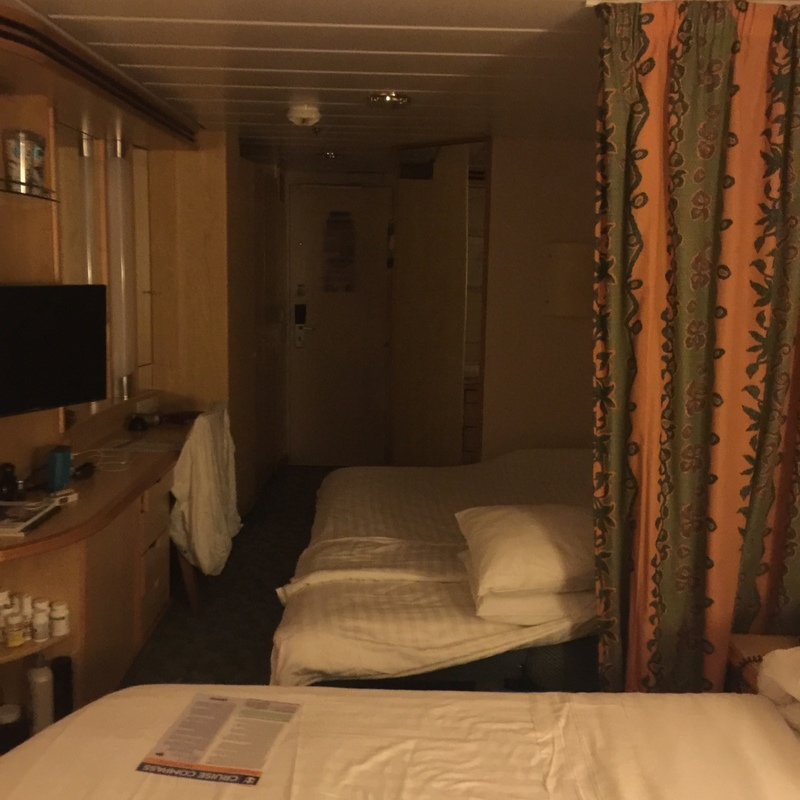 Liberty of the Seas cabin 7516