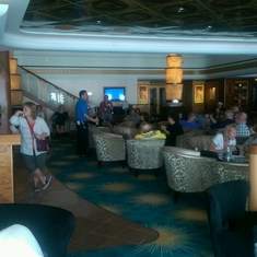Shaker''s Martini Bar on Norwegian Gem