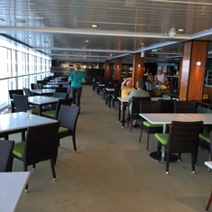 Uptown Bar & Grille on Norwegian Breakaway