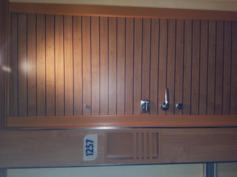 Carnival Vista cabin 1257