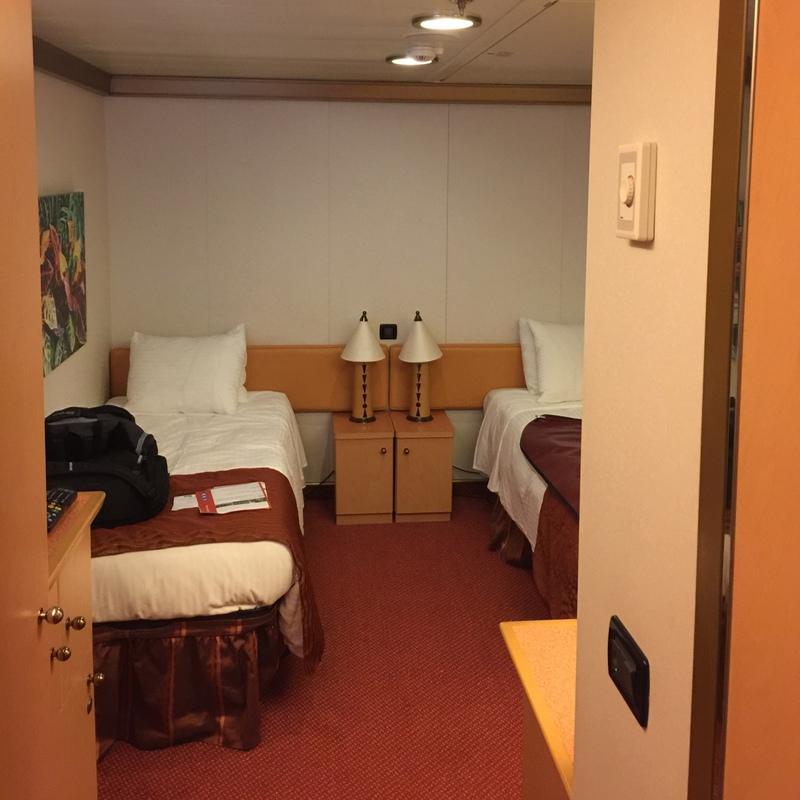 Carnival Magic cabin 10246