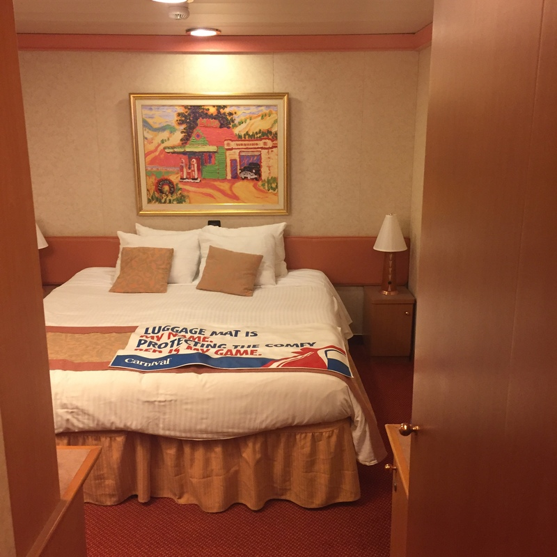 Carnival Freedom Cabins and Staterooms  Carnival Freedom Staterooms