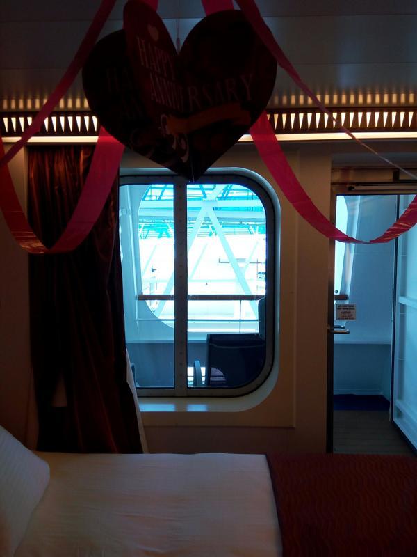 Carnival Magic cabin 2252