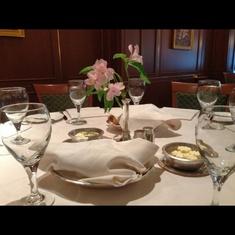 Dining Room on Emerald Princess
