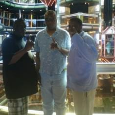 The Fun Shops on Carnival Conquest