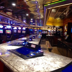 Casino Royale on Majesty of the Seas