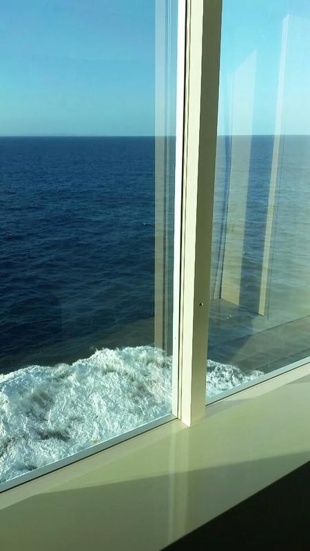 Panoramic Oceanview Stateroom on Rhapsody of the Seas