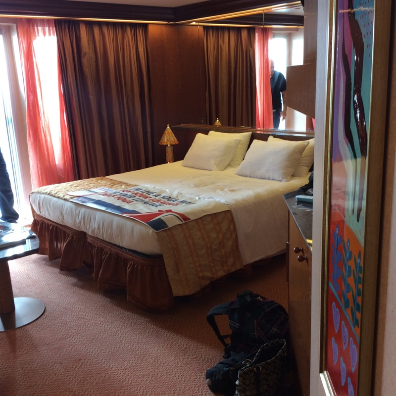 Carnival Glory cabin 7325