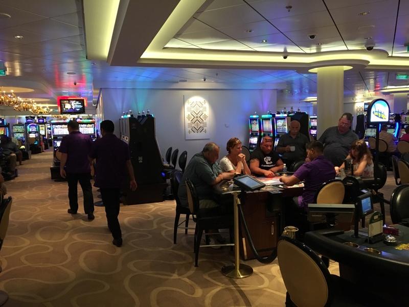 Norwegian Breakaway, Casino, Breakaway Casino