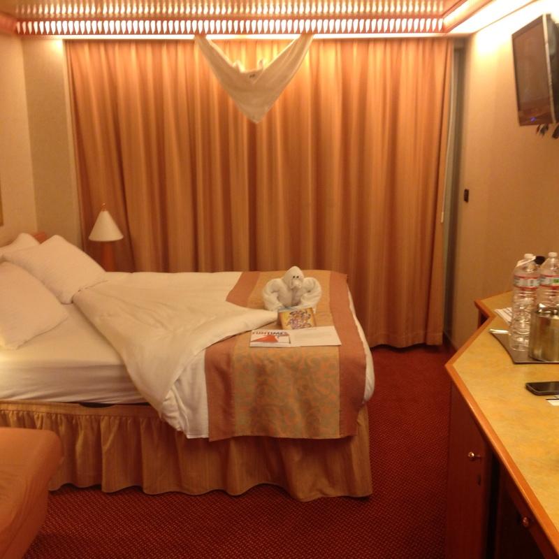 Carnival Splendor cabin 8416