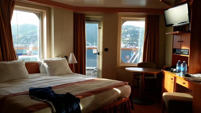 Carnival Liberty cabin 6483