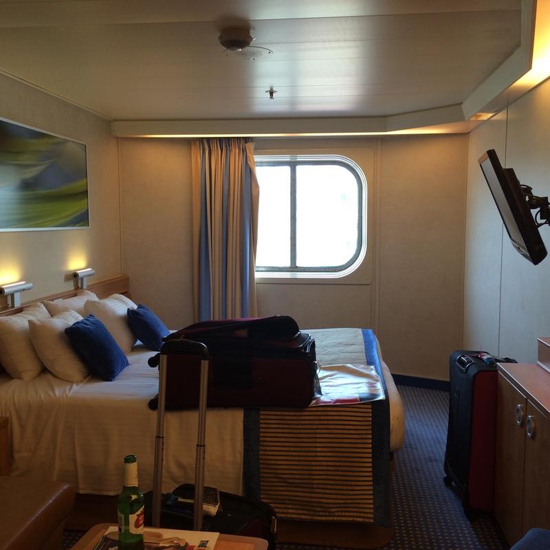 Carnival Sunshine cabin 2270