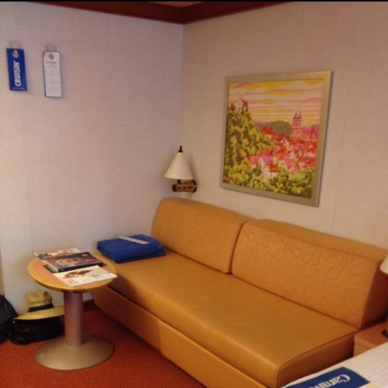 Carnival Dream cabin 2341