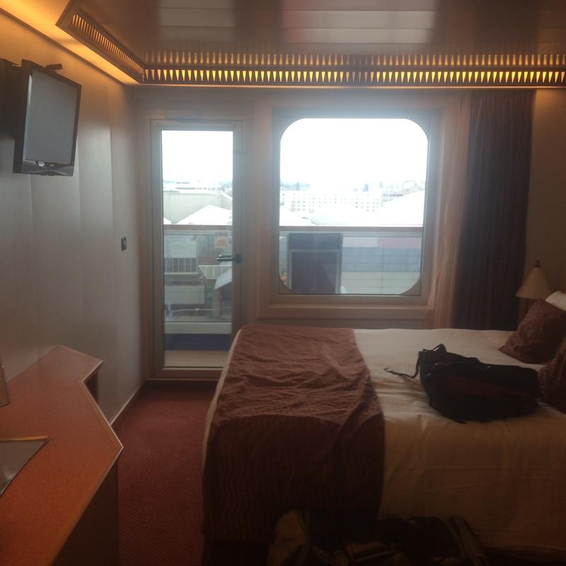 Carnival Dream cabin 9403