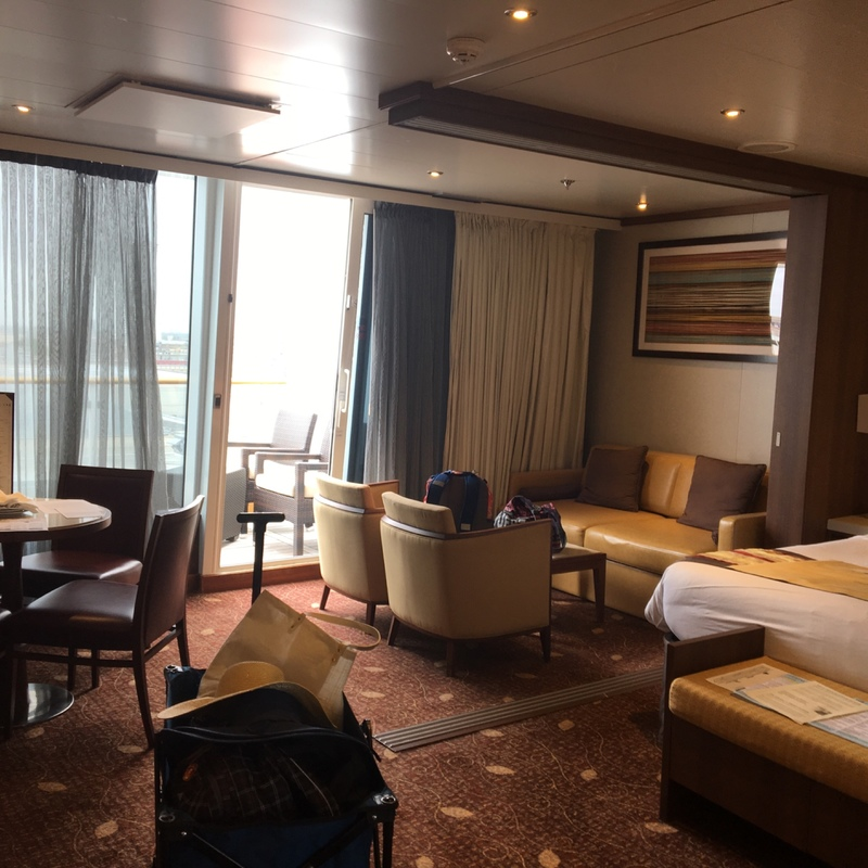 Norwegian Dawn cabin 12028