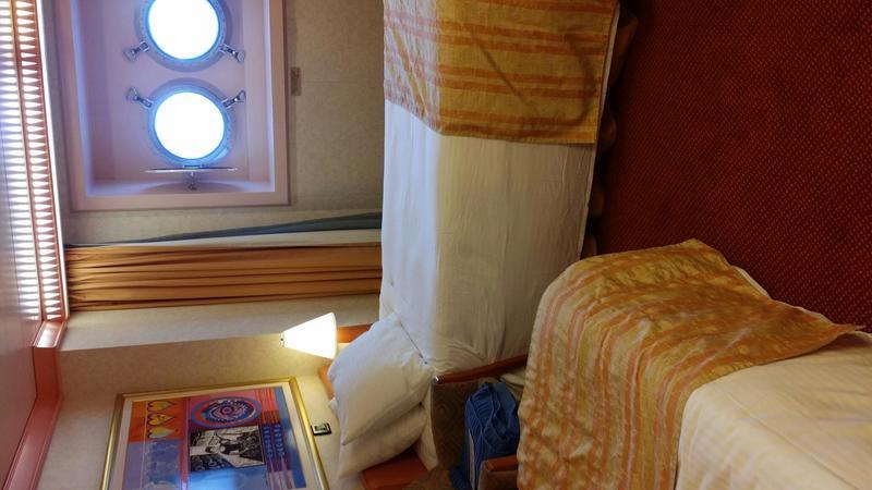 Carnival Liberty cabin 2217