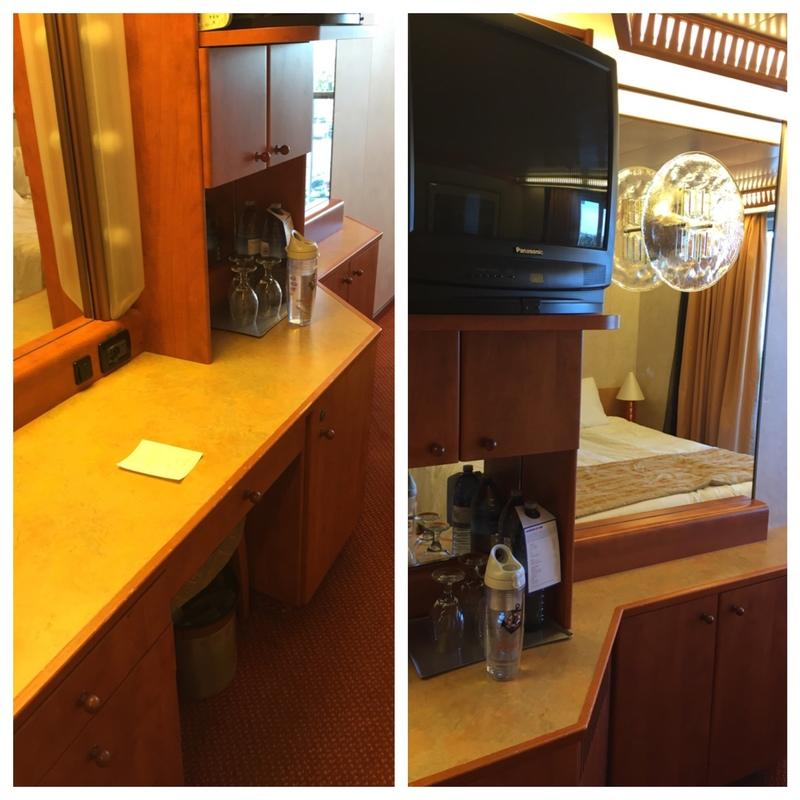 Carnival Pride cabin 8259