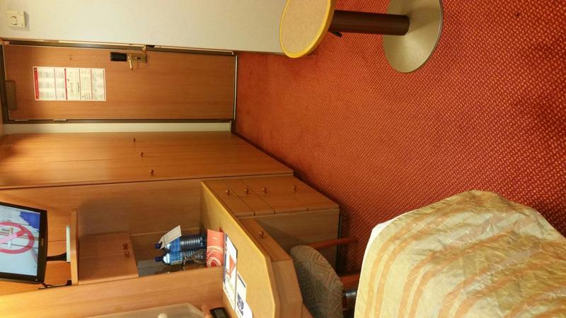 Carnival Spirit cabin 1197