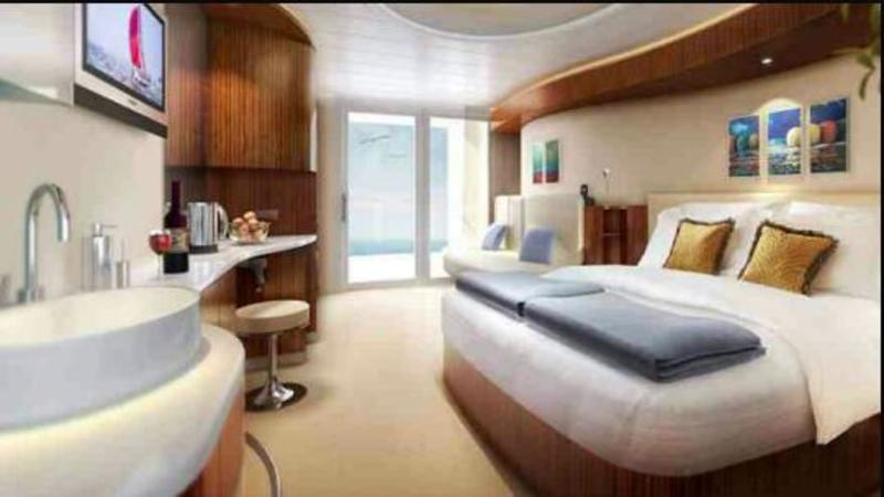 Mini Suite With Balcony Cabin Category Mx Norwegian Epic