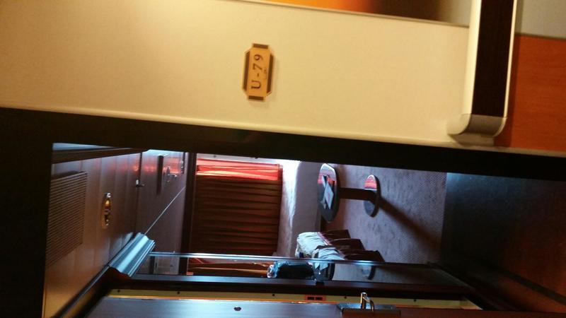 Carnival Sensation cabin U79