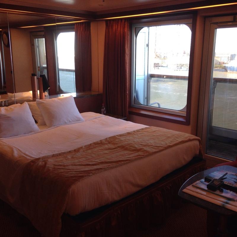 Carnival Triumph cabin 7269