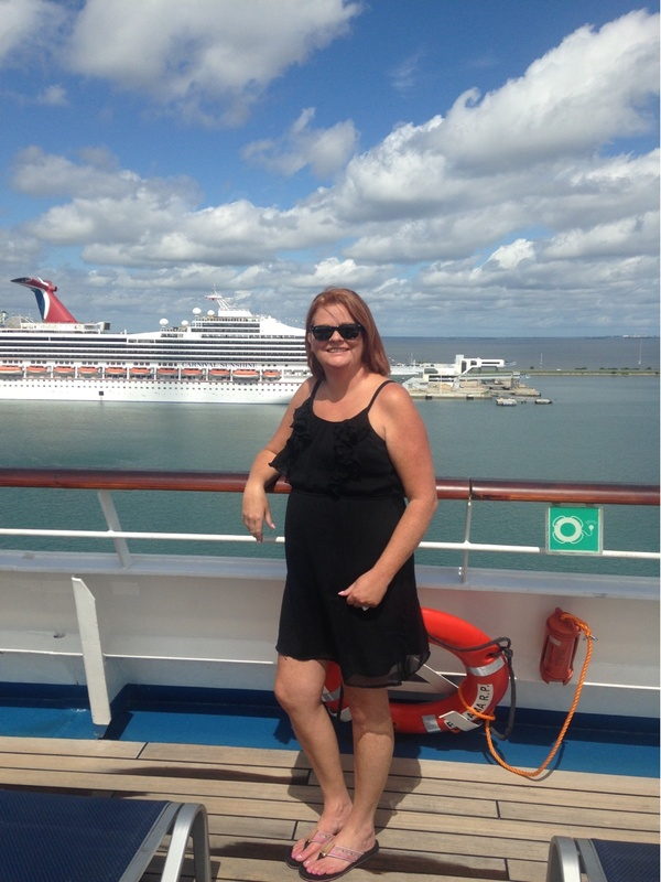 Port Canaveral - Carnival Liberty