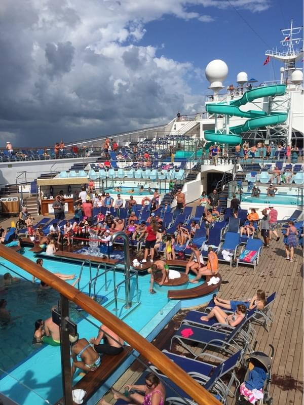 Carnival Conquest - Itinerary Schedule, Current Position ...