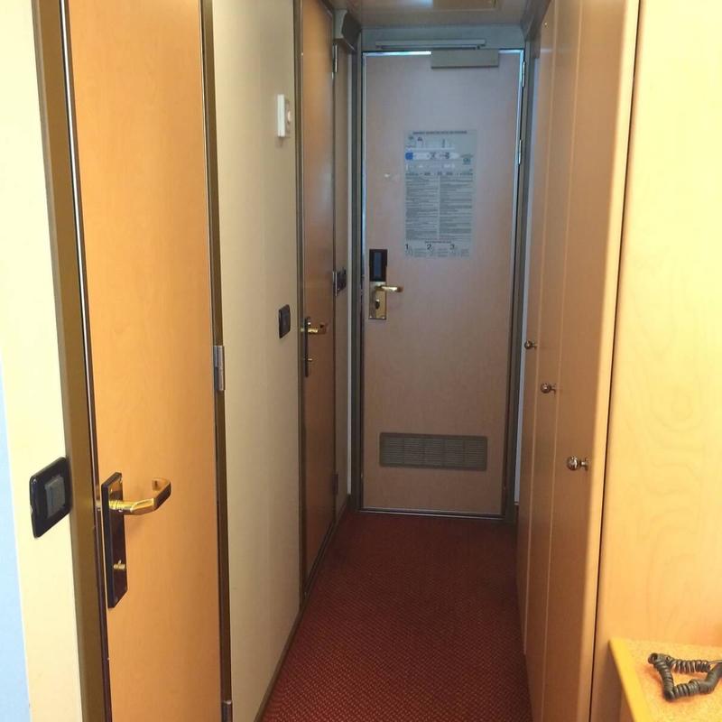 Carnival Magic cabin 1463