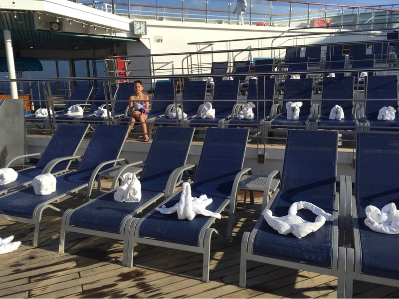 Carnival Victory, Pools, Triton''s Pool
