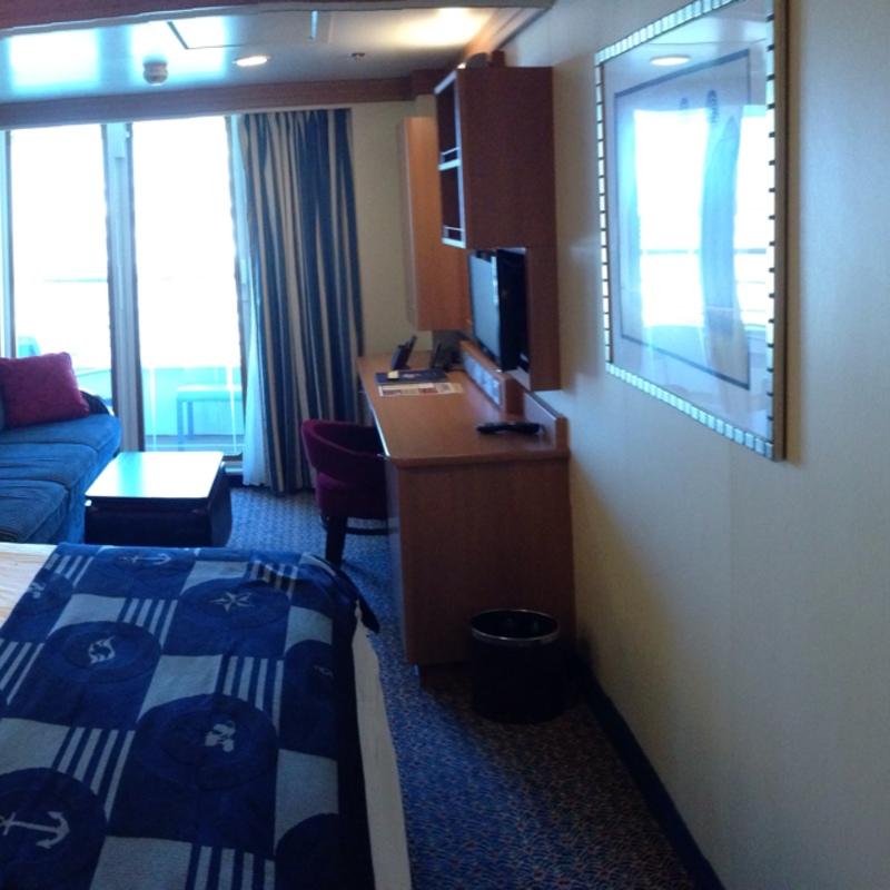 Balcony Cabin 6180 On Disney Dream Category 6b